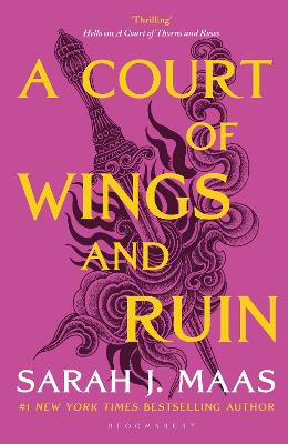 A Court of Wings and Ruin: The #1 bestselling series book