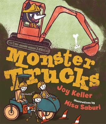 Monster Trucks by Joy Keller