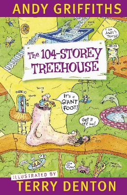 104-Storey Treehouse book