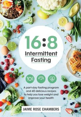 16:8 Intermittent Fasting book