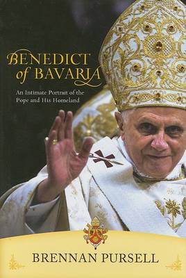 Benedict of Bavaria by Brennan Pursell