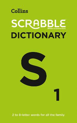 SCRABBLE (R) Dictionary: The family-friendly SCRABBLE (R) dictionary by Collins Dictionaries