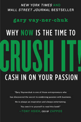 Crush It! book