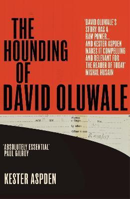 Hounding of David Oluwale book
