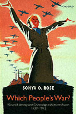 Which People's War? by Sonya O. Rose