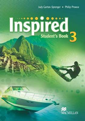 Inspired Level 3 Student's Book by Philip Prowse