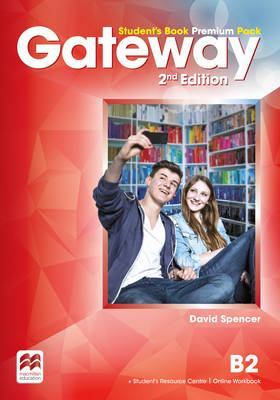 Gateway 2nd edition B2 Student's Book Premium Pack by David Spencer