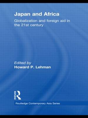 Japan and Africa by Howard P. Lehman