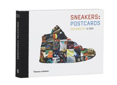 Sneakers Postcards by U-Dox