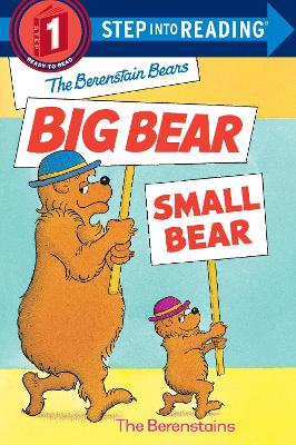 Berenstain Bears Step Into Reading 1 by Jan Berenstain
