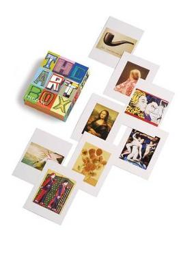 The Art Box Postcards by Phaidon