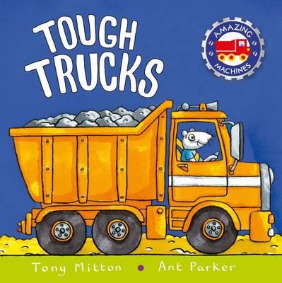 Tough Trucks book