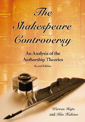 Shakespeare Controversy by Warren Hope