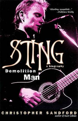 Sting by Christopher Sandford