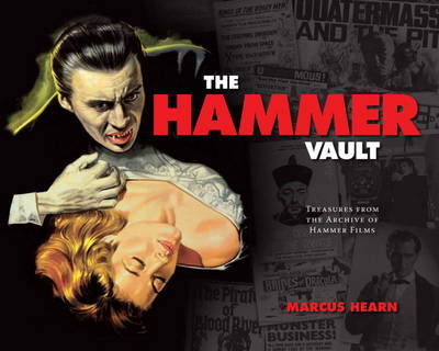 The Hammer Vault by Marcus Hearn
