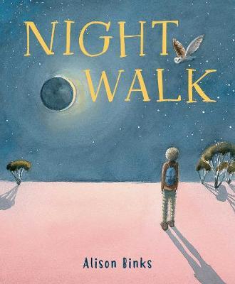 Night Walk by Alison Binks