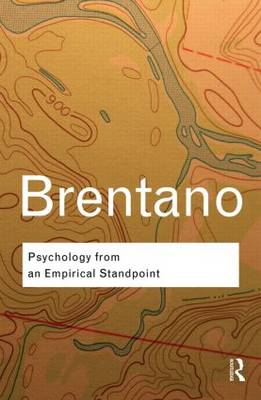Psychology from An Empirical Standpoint by Franz Brentano