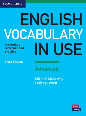 English Vocabulary in Use: Advanced Book with Answers by Michael McCarthy