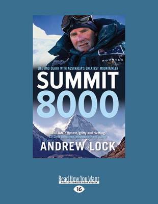 Summit 8000 by Andrew Lock