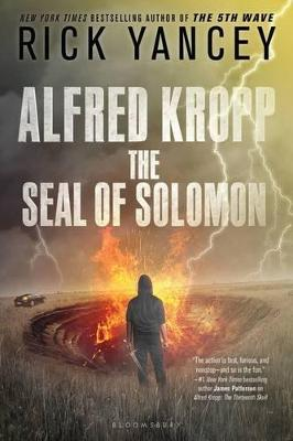 Alfred Kropp: The Seal of Solomon by Rick Yancey