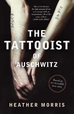 Tattooist of Auschwitz book