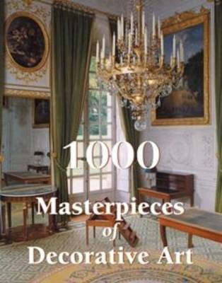1000 Masterpieces of Decorative Art by Emile Bayard