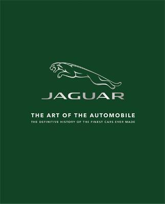 Jaguar: The Art of the Automobile by Zef Enault