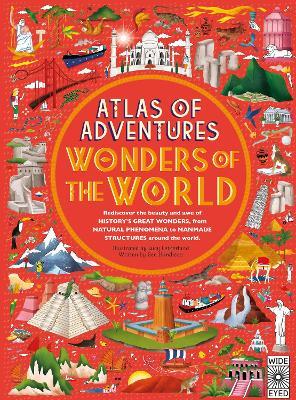 Atlas of Adventures: Wonders of the World book