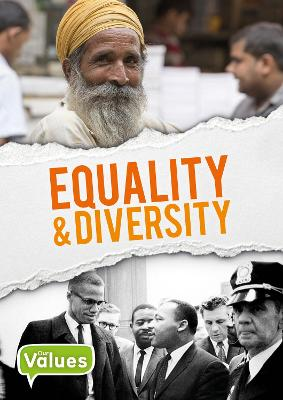 Equality and Diversity by Charlie Ogden