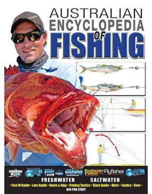 Australian Encyclopedia of Fishing by Bill Classon