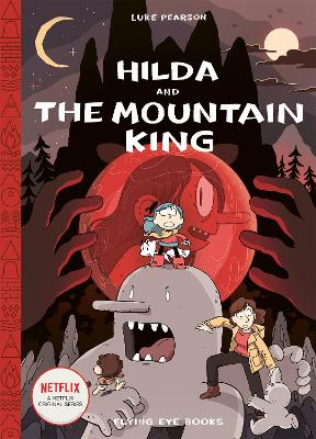 Hilda and the Mountain King: 6 book