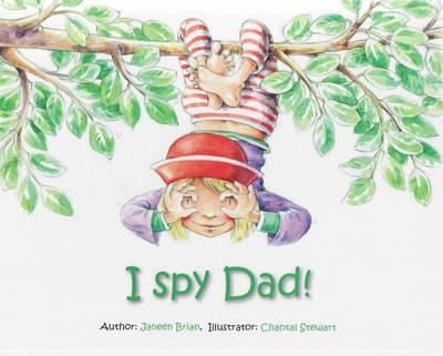 I Spy Dad! book