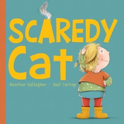 Scaredy Cat book