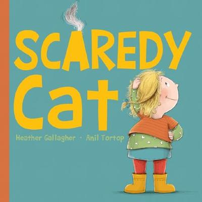Scaredy Cat book