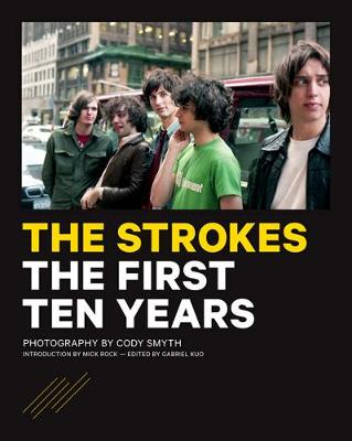 The Strokes by Cody Smyth