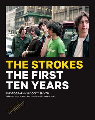 The Strokes by Cody Smyth