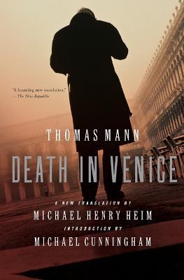 Death In Venice book