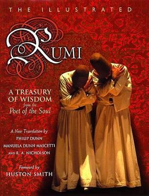 Illustrated Rumi by Jelaluddin Rumi