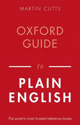 Oxford Guide to Plain English book