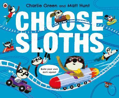 Choose Sloths book