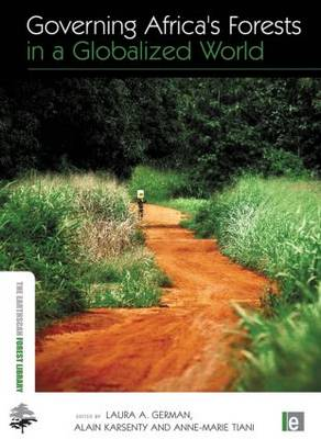 Governing Africa's Forests in a Globalized World book