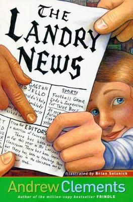 Landry News by Andrew Clements