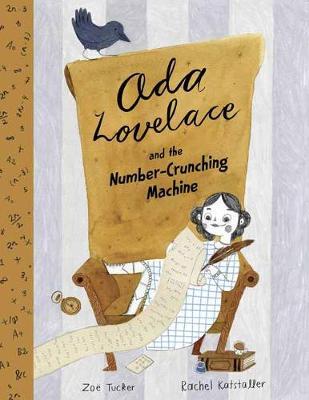 Ada Lovelace and the Number-Crunching Machine book