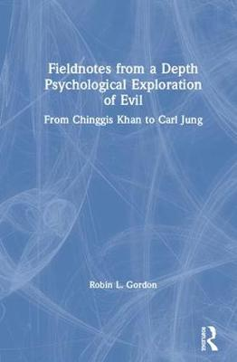 Fieldnotes from an Exploration of Evil book