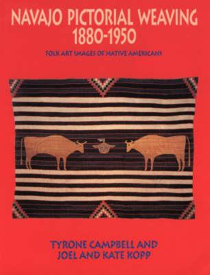 Navajo Pictorial Weaving 1880-1950 book