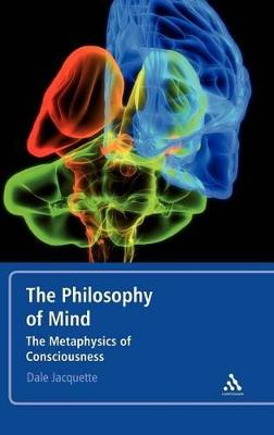 Philosophy of Mind by Dale Jacquette