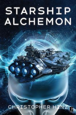 Starship Alchemon by Christopher Hinz