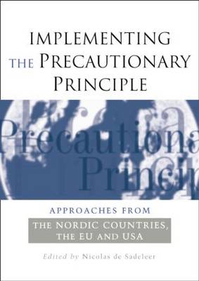 Implementing the Precautionary Principle book