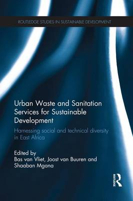 Urban Waste and Sanitation Services for Sustainable Development book