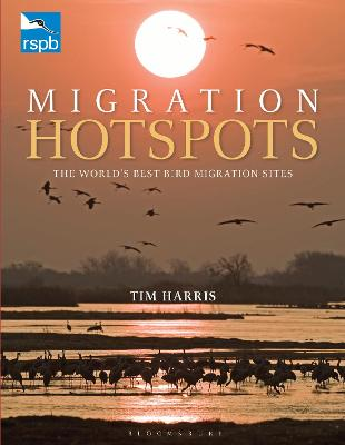 RSPB Migration Hotspots by Tim Harris